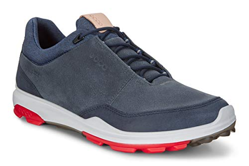 ECCO Biom Hybrid 3, Chaussures de Golf Homme, Bleu (Azul...