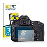 brotect Anti-Reflet Protection Ecran Verre Compatible avec Canon EOS 5D Mark III (3...