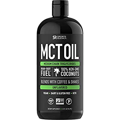 mct oil, End of 'Related searches' list