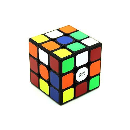 マジックキューブ 3x3魔方 立体パズル WCA国際大会規格 公式 競技用 ポップ防止 知育玩具