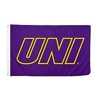 Desert Cactus University of Northern Iowa NCAA 100% Polyester Indoor Outdoor 3 feet x 5 feet Flag (Style 6a) [並行輸入品]