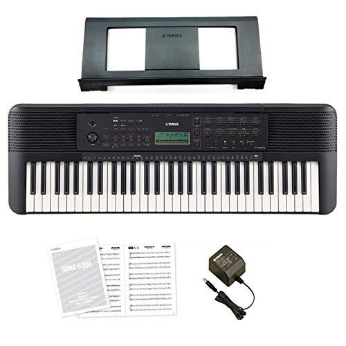 ヤマハ キーボード PSR-E273 61鍵盤 401音色 レッスン機能 コンパクトボディ