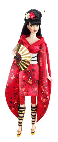 Mattel Barbie Japones