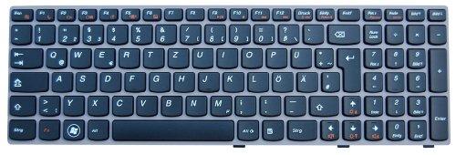 Tastatur Lenovo Ideapad Y570 Series DE NEU