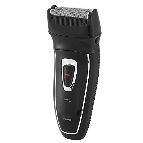Rasoir électrique pour hommes, tondeuse à barbe sans fil à mouvement alternatif avec feuille remplaçable, rasoirs pour hommes électriques professionnels