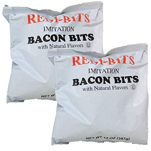 RediBits Imitation Bacon Bits | 14 Oz | Pack of 2