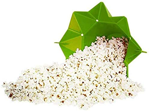 qiuqiu Seau à Pop-Corn en Silicone pour Micro-Ondes, Bol à Pop-Corn, Ustensiles De Cuisson, Ustensiles De Cuisson, Fabricant De Seau en Silicone