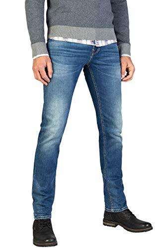 PME Legend Nightflight Stretch Denim Herren Jeans, Größe:W36 L32