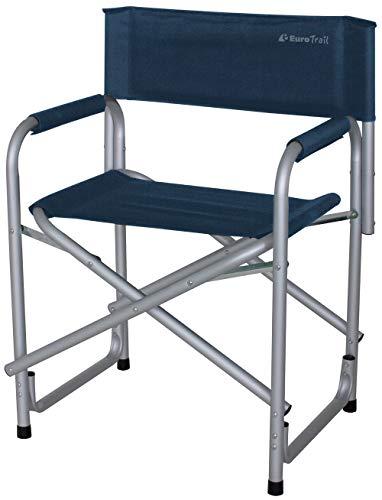 Eurotrail campingstoel Lothrine, marineblauw