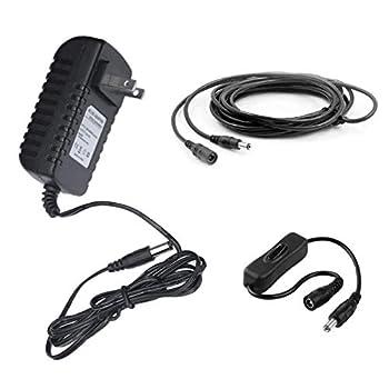 MyVolts 15V Power Supply Adaptor Replacement for Native Instruments Traktor Kontrol S4 MK2 DJ Controller - US Plug - Premium