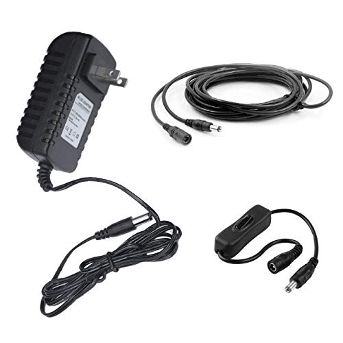 MyVolts 5V Power Supply Adaptor Compatible with MXQ M9 Plus Android TV Box - US Plug - Premium