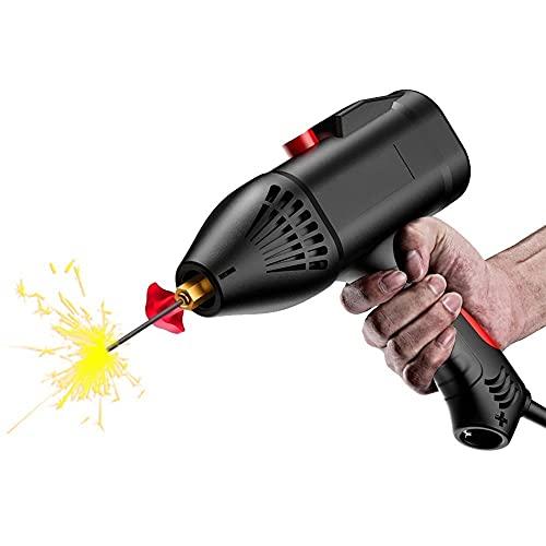 HBCHEN Handheld Welder Gun,Portable Welding Machine,110V Small Welding Machine and Handheld Arc Welder,Eliminate The...