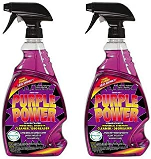 Purple Power Concentrated Industrial Cleaner/Degreaser - Pack of 2