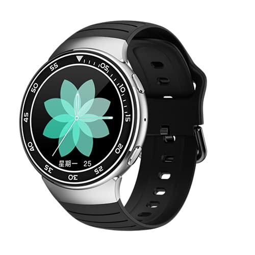 Gulu 2021New YD1 Smartwatch Hombres IP67 Impermeable Deportes Tarifa Cardíaca Auriculares Inalámbricos Bluetooth Smartwatch,A