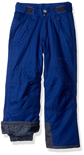 Arctix Kids Snow Pants with Reinforced Knees and Seat, Royal Blue, X-Small
