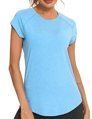 Sykooria Estampado De Camisetas Mujer,Mujer Blusa Camisa,Camisetas De Encaje,Camisa Cuello,Blusas Mujer,Corta Cuello Redondo,Mujer Camiseta De,Camisa De Mujer Manga,Camisa Cuello Redondo Basica