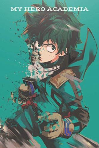 My Hero Academia, Vol. 7: manga My Hero Academia 7 Lined paper My Hero Academia, Vol. 1 to vol 26 ( Izuku Midoriya Katsuki Bakugou )