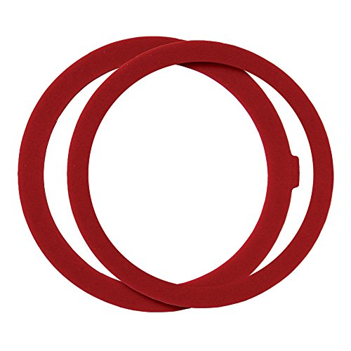 Korky 435BP Universal Toilet Flush Valve Seal Kit - Replaces American Standard part 738651-00700A and Kohler part GP1059291 - Made in USA