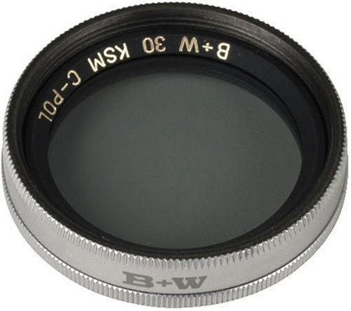 B+W Pol-Filter circular Käsemann Chrom 30 MRC