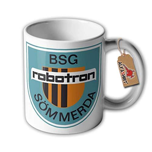 DDR BSG Sömmerda Company Sports Club Voetbal Koffie Beker # 33350
