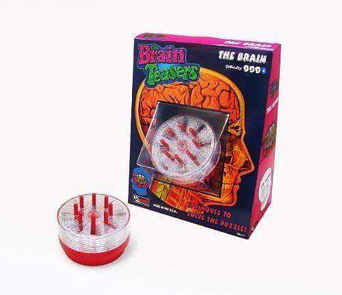 muy popular Brain Brain Brain Puzzler by Magnif  clásico atemporal