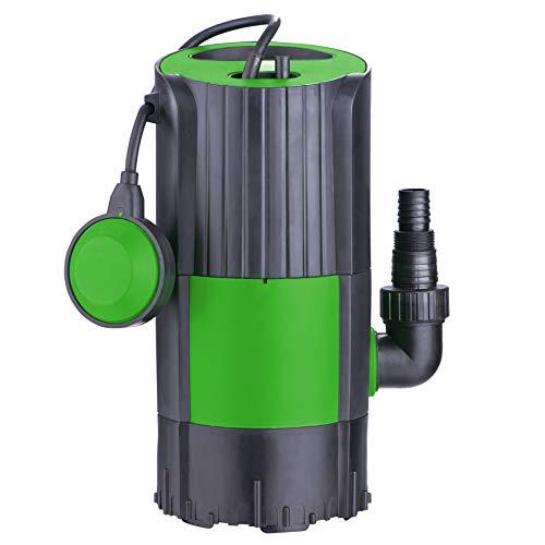 iWork- L-81-853 - Bomba de Agua 2 en 1 550w Sumergible color