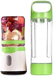 Machines à presse-agrumes, Juicers Cuisine Rechargeable Simplicité Mini Mélangeur portable Matériau de sécurité de qualité...