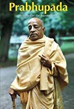 Prabhupada: Bharat ke Adhyatmik Rajduut [Biography of Founder Acarya of ISKCON]