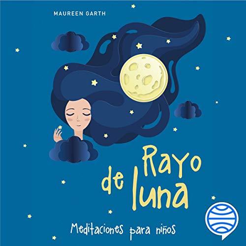 Diseño de la portada del título Rayo de luna