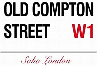 Best old compton street sign Reviews