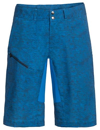 VAUDE Herren Ligure Shorts für den Radsport elastisch Hose, Radiate/Baltic, XL