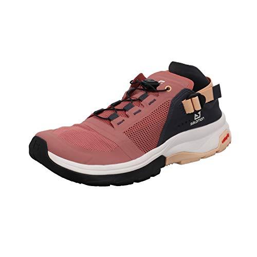 Salomon Techamphibian 4 Chaussures de Marche Amphibie Adhérentes et Performantes pour Femme