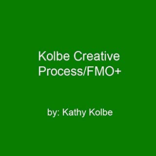 Kolbe Creative Process/FMO+ cover art