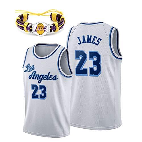 GAOXI Jersey para Hombre # 32 Walton Movie UCLA Classic Basketball Jersey, Camiseta sin Mangas con Cuello Redondo Camiseta de Malla de Secado rápido Pelotas Unisex Películ White-L