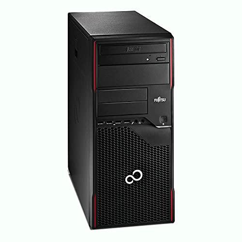 PC TOWER Computer FUJITSU ESPRIMO P700, Windows 10 Professional, Intel G8XX, Memoria Ram 4GB DDR3, HD 320GB, DVD-ROM (Ricondizionato)