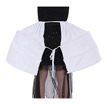 COUCOU Age Rococo Victorian Petticoat Crinoline Underskirt Bustle Cage Dress Accessories