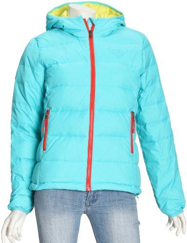 Roxy XGWJK605 Winter Sun - Abrigo para Mujer Azul Lagoon Talla:Medium