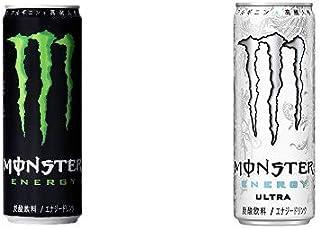【セット買い】アサヒ飲料 モンスター エナジー 355ml×24本 + アサヒ飲料 モンスターウルトラ缶 355ml×24本