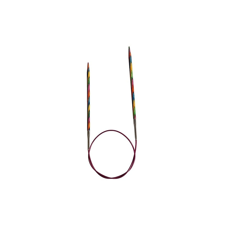 KnitPro KP20369 | Symfonie Fixed Circular Knitting Needle | 2?mm x 120cm