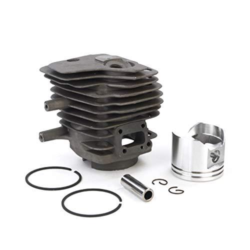 MSEKKO Kit de Cilindros de 50 mm para Partner & HUS.K650 K700 Cilindro para Sierra de Corte de hormigón