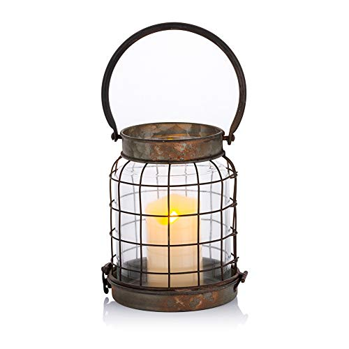 candelabro a pilas fabricante Glasseam