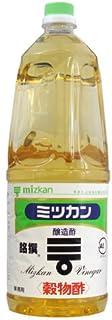 ミツカン 穀物酢 ペット 1.8L × 6本