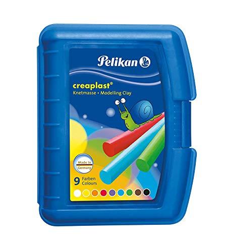 Pelikan Büro Creaplast Knete Kunststoffbox (1, Blau)