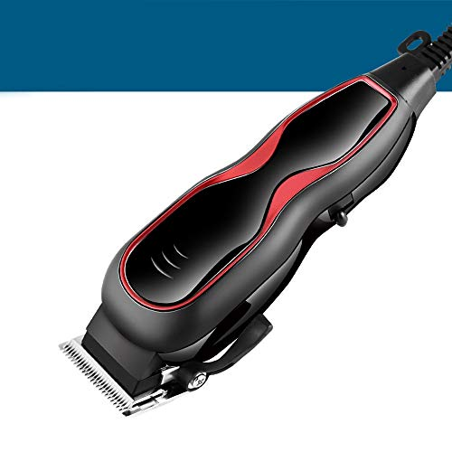 Professional Hair Clipper Elektrische Tondeuse Krachtige Haar Scheren Machine Baardtrimmer Met 4 Limit Combs