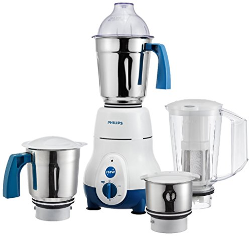 Philips Hl1645 750-watt 3 Jar Vertical Mixer...