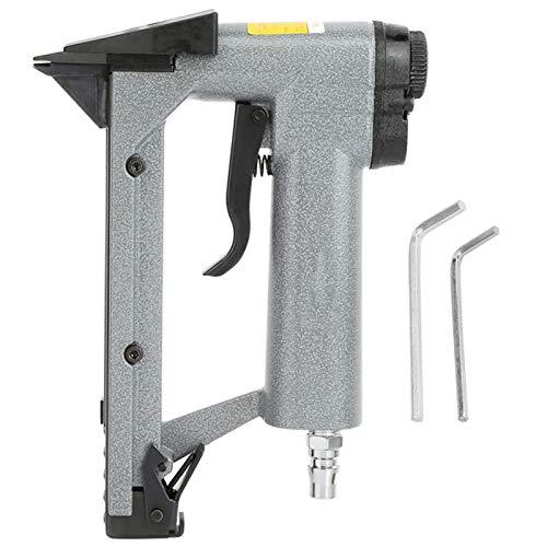 Ansaugrohr 6 * 8 mm, Aluminiumlegierung, Eisen und Stahl, pneumatischer Tacker, pneumatische Nagler, 300 Stück, für Fotorahmen