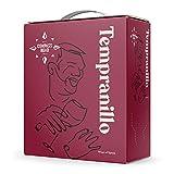 Amazon Brand - Compass Road Red Wine Tempranillo, Spain (Bag in Box)