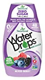 SweetLeaf WaterDrops, Mixed Berry, 1.62 Fl Oz (Pack of 1)