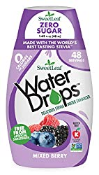 Image of SweetLeaf WaterDrops, Mixed...: Bestviewsreviews