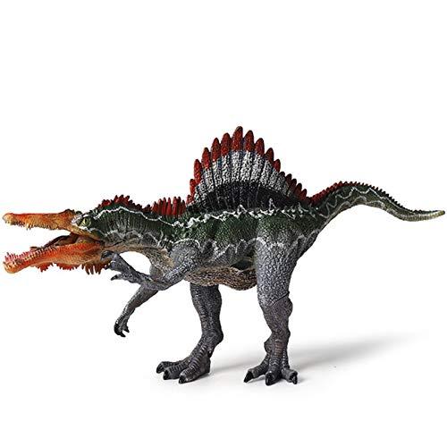 Jurassic World Dinosaurs, Realistic Spinosaurus Toys, Jurassic Park Dinosaurs Action Figures, Simulation Dinosaur Model Toy Great Predator for Children Birthday Gift